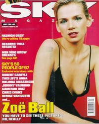 Zoe Ball  nackt