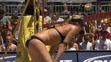Misty May-Treanor and Kerri Walsh - AVP Crocs Boulder Open 07-13-08