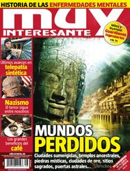 Revista: Muy Interesante [México] - Agosto 2011 [34.71 MB | PDF]