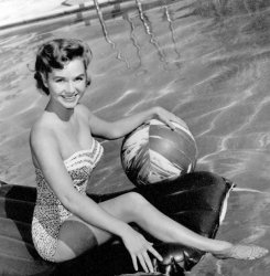 vintage beauty : debbie reynolds