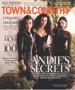 Andie MacDowell, Sarah Margaret Qualley & Rainey Qualley - Town & Country USA - Oct 2012 (x16)