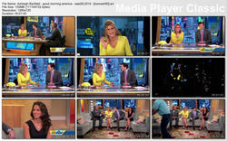 "ASHLEIGH BANFIELD - ""Good Morning America"" - (September 26, 2010) - *newsbabe; busty & legs*"