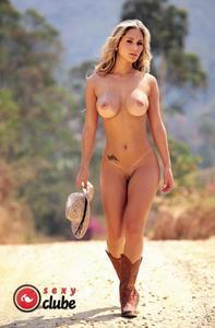 Giraldo nackt Carla  MasterChef Celebrity: