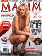 Ивонн Страховски, фото 631. Yvonne Strahovski Aussie Maxim March 2012, foto 631