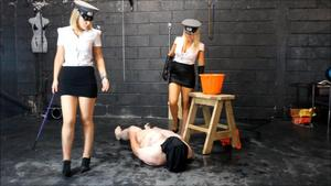 The British Institution: Fat Slaves Bad Day. Waterboarding. Part Two.