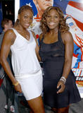 Serena & Venus Williams @Talladega Nights Premiere