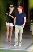 Julianne Hough and new boytoy out & about in L.A. 08-08-2010 tags