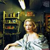 Cate Blanchett - Vanity Fair February 2009 Pictures