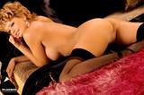 Playboy redhead blowjob