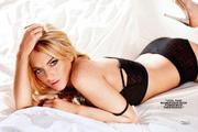 Lindsay Lohan sexy en lingerie hot dans Maxim India - hot.curul.fr