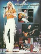 Faith Hill - Guild Guitars and GHS Strings ad scans x 2