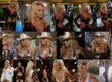 Pamela Anderson @ VIP, Big Bang & Amitie : 2 vids (cleavage)