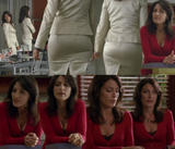 Lisa Edelstein l Booty shot/Cleavage l House S6E4(CollageX1)